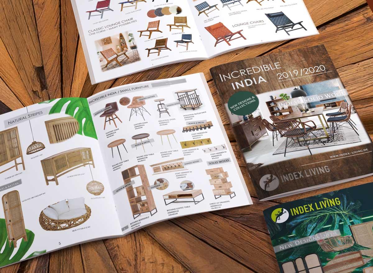 Werbeagentur Portfolio - Index Living